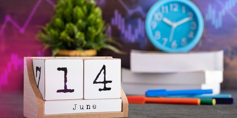 Trading Schedule changes on June, 14